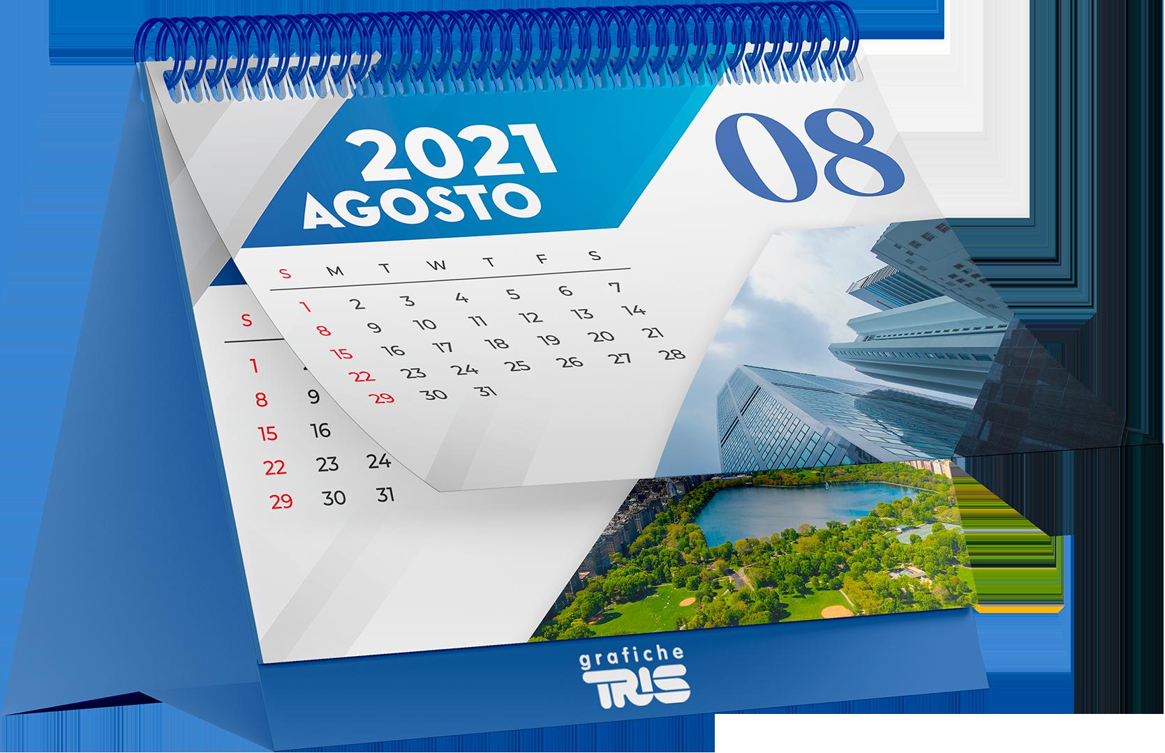 Stampa calendari Paderno Dugnano